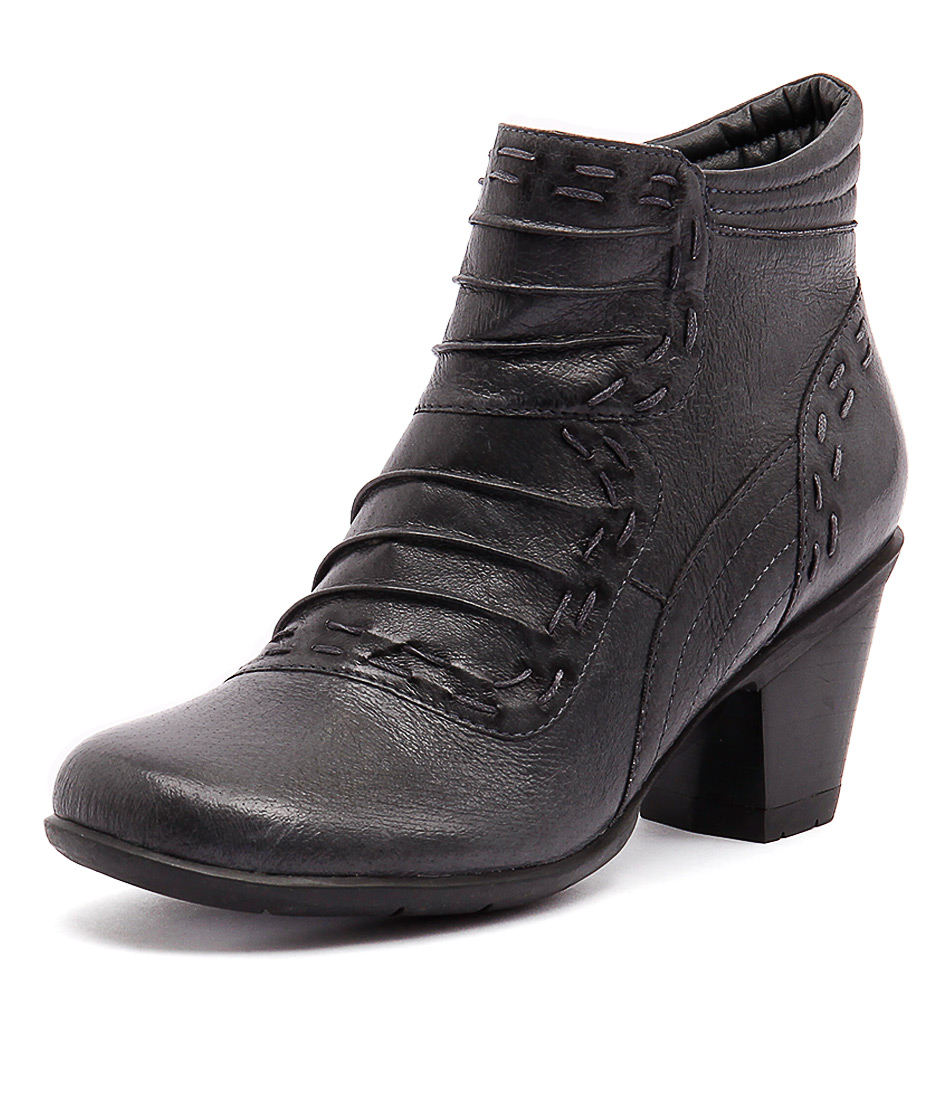 Miz Mooz Everst Dark Grey Boots