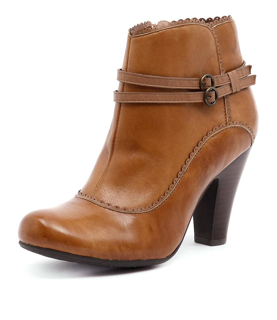 Miz Mooz Nelly Ochre Boots