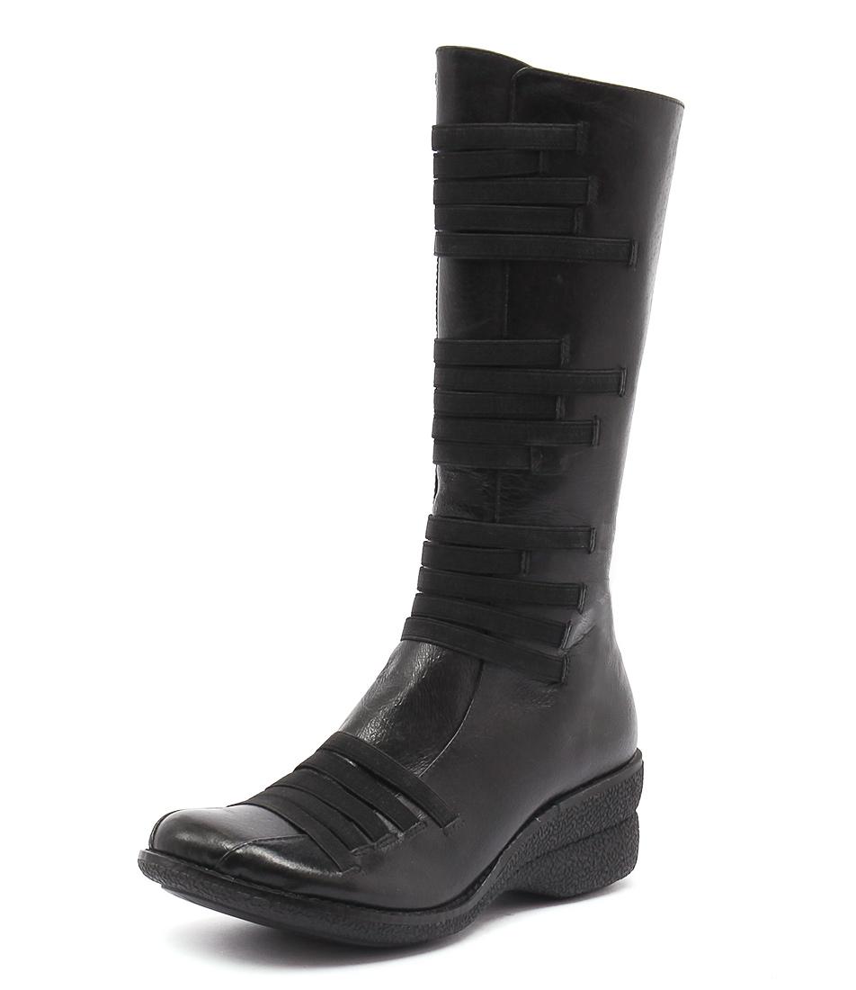 Miz Mooz Orso Black Boots