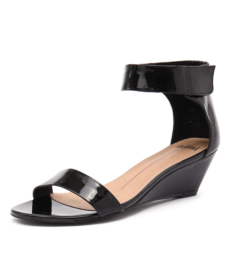 Mollini Marsy Black Patent Sandals online