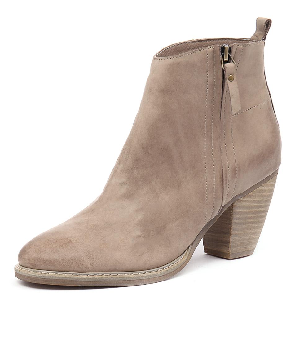 Mollini Matcher Taupe Boots