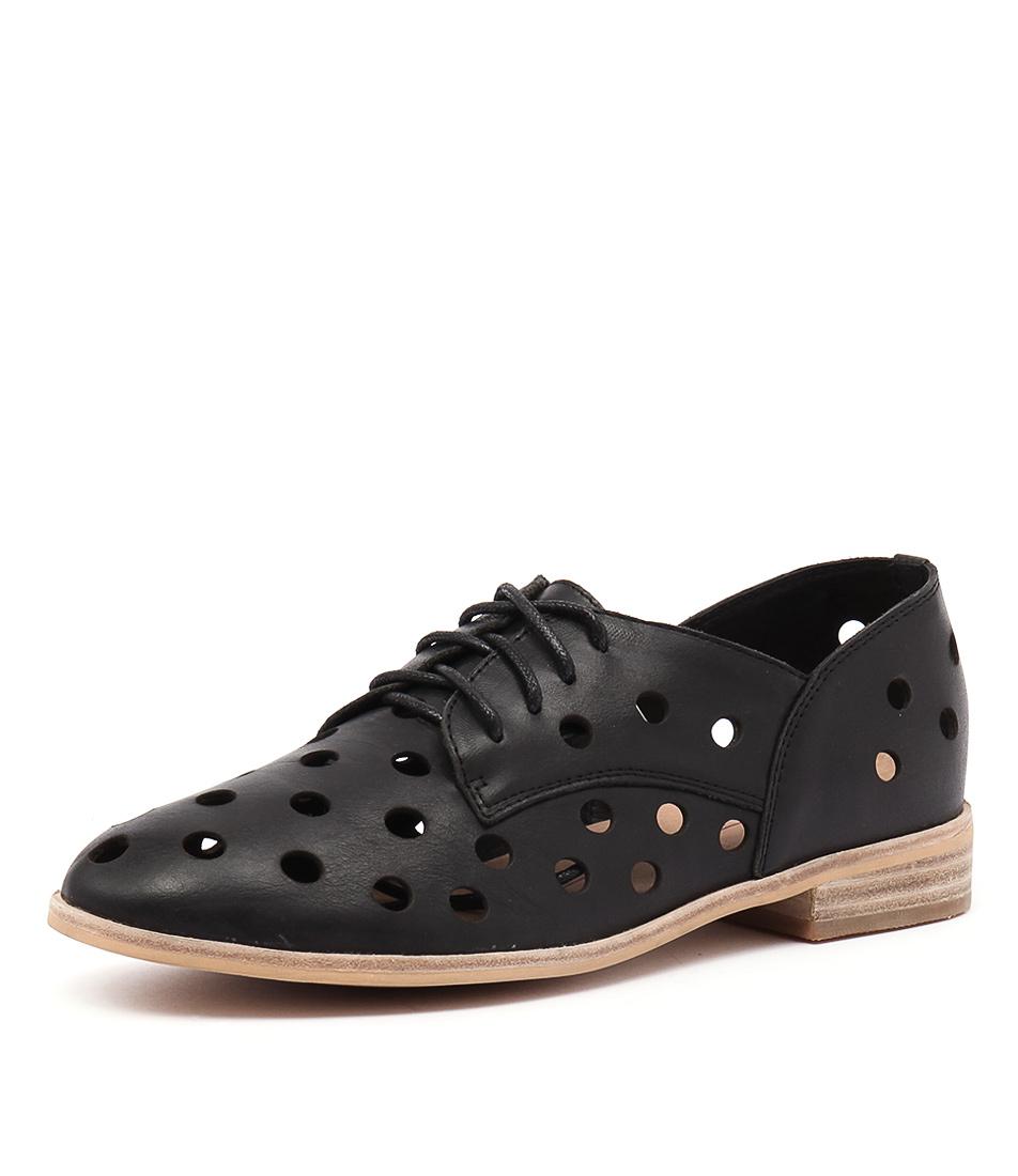 Mollini Quartet Black Shoes