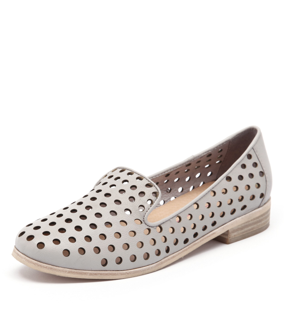 Mollini Queff Light Grey Loafers online
