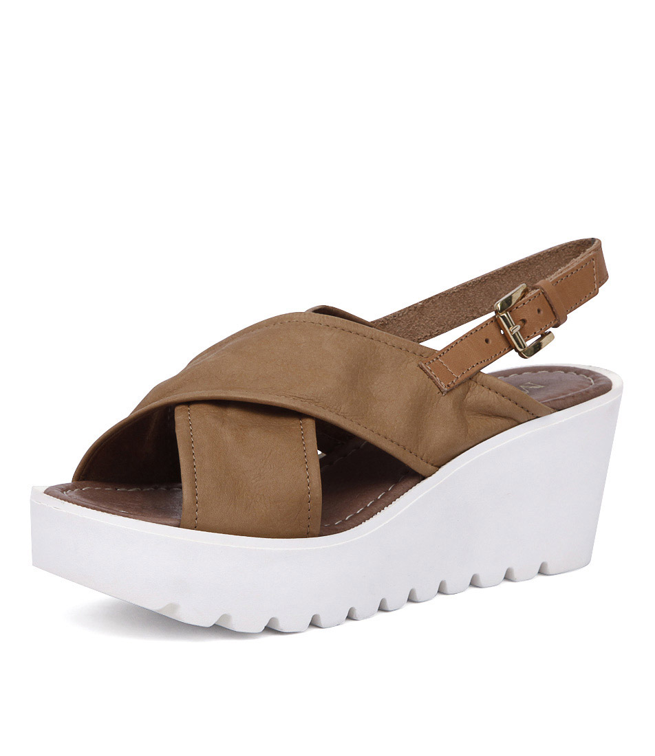 Mollini Acid Tan Sandals