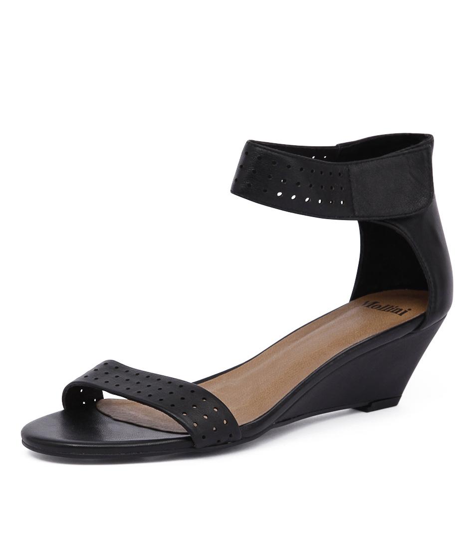 Mollini Mabels Black Sandals