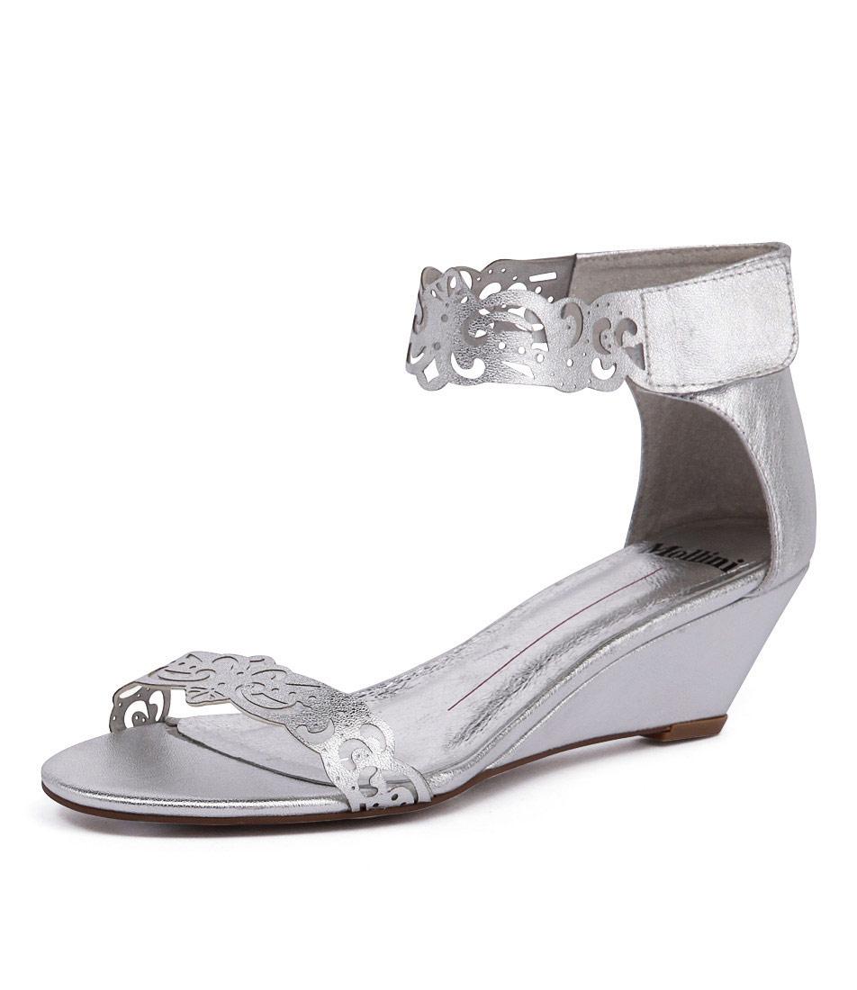 Mollini Mas Silver Sandals online