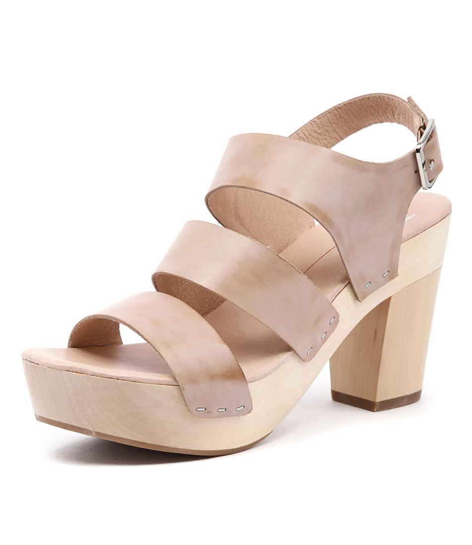 Mollini Gerri Nude Sandals