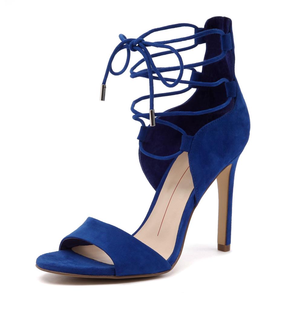 Mollini Laurie Cobalt Sandals