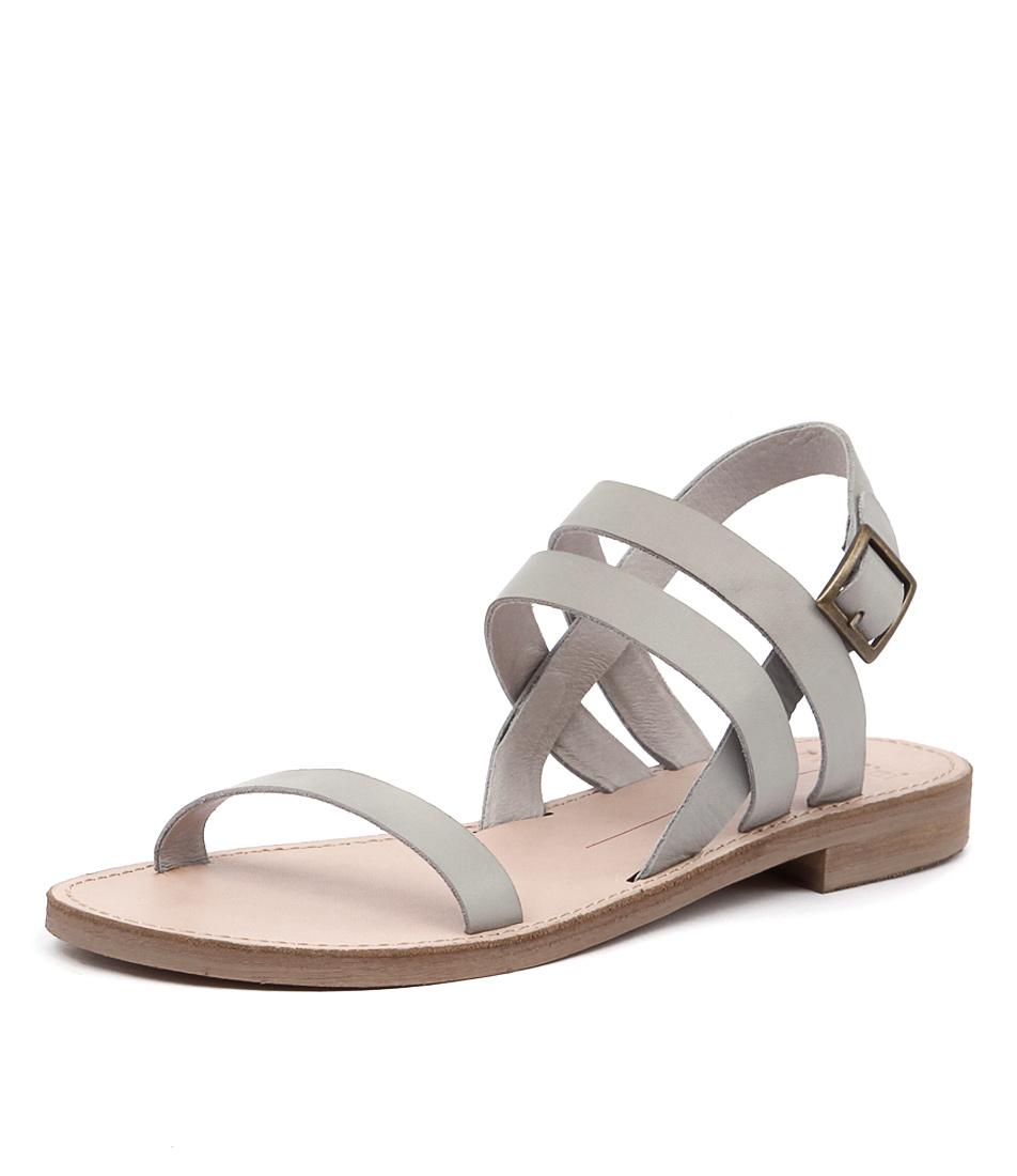 Mollini Zora Light Grey Sandals