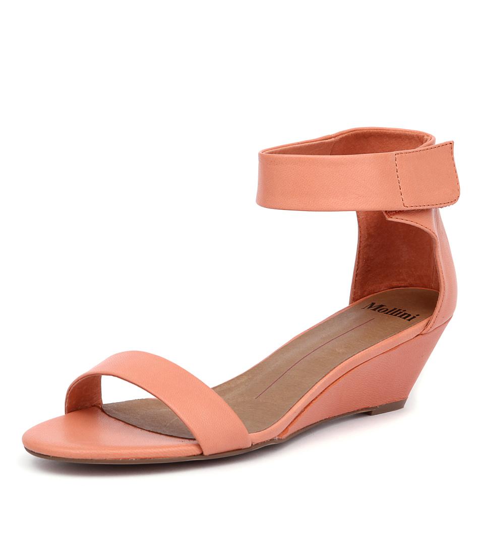 Mollini Marsy Orange Sandals