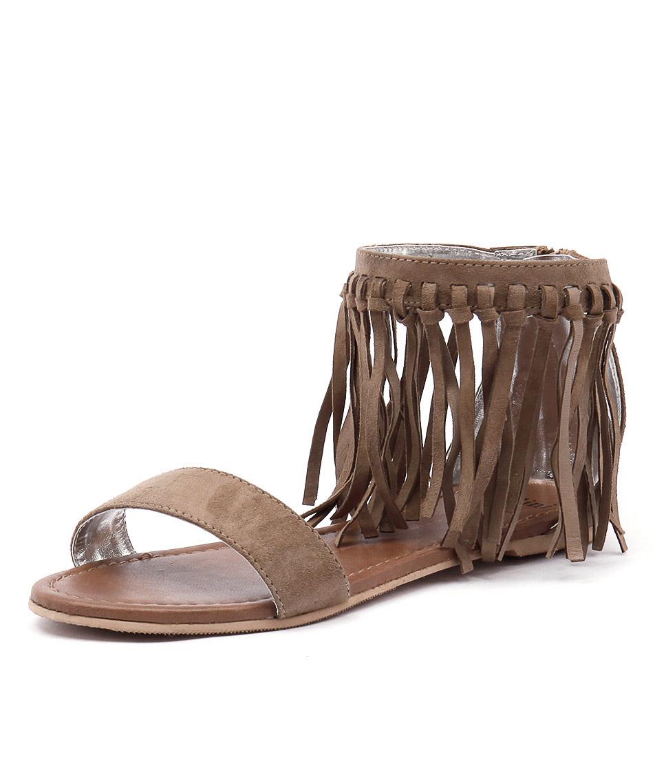 Mollini Seth Tan Sandals