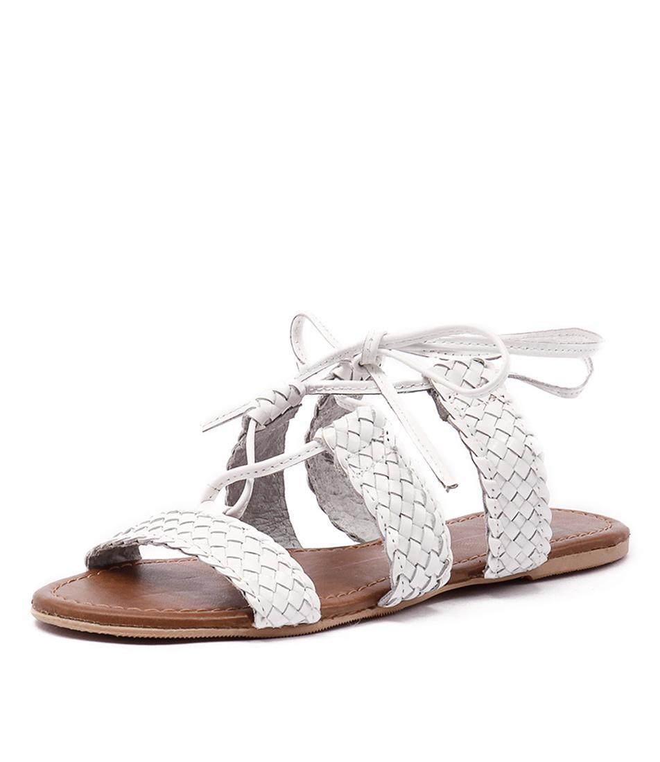 Mollini Sim White Sandals online