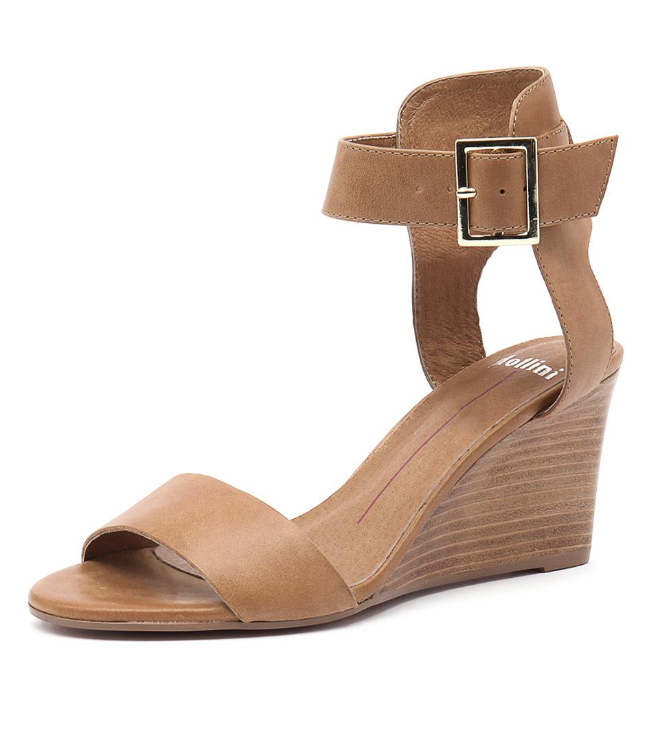Mollini Beater Tan Sandals