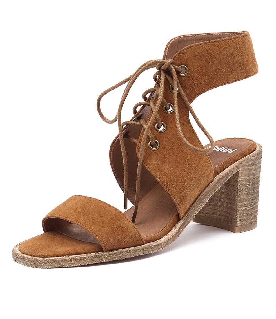 Mollini Delana Tan Sandals