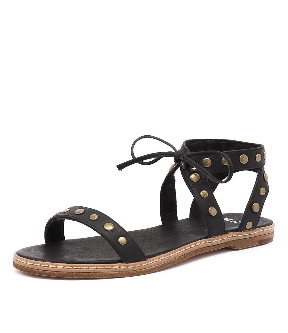 Mollini Loe Black Sandals online