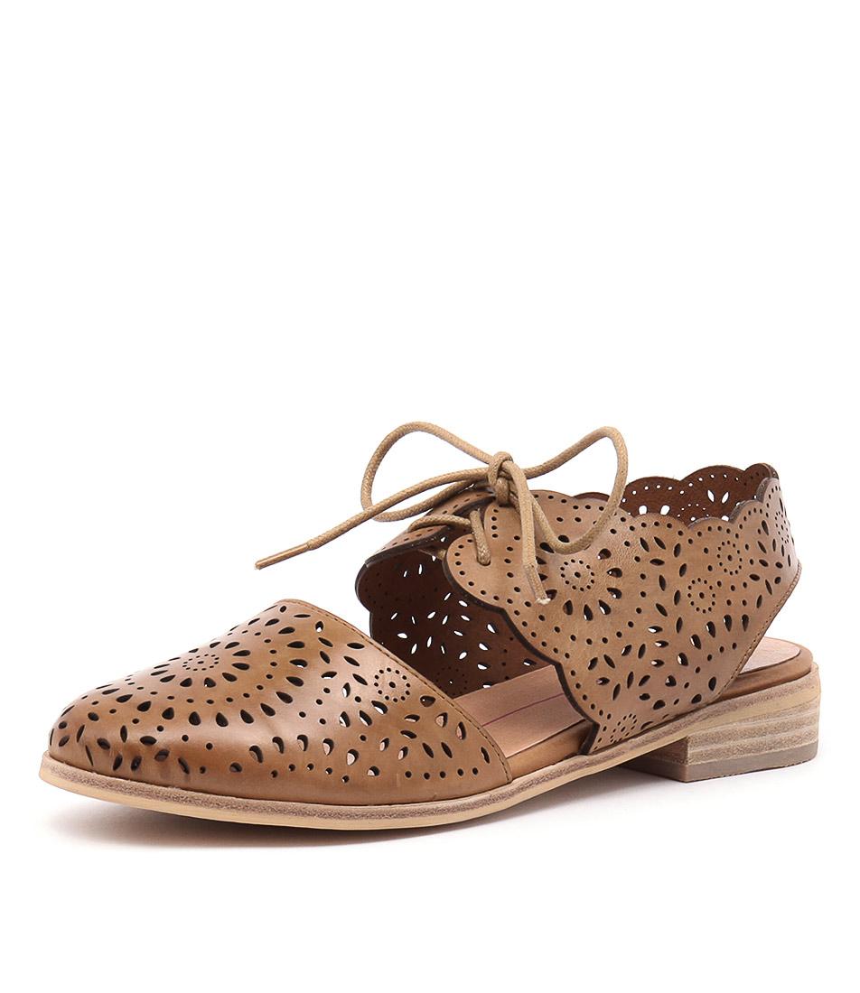 Mollini Quorro Tan Shoes