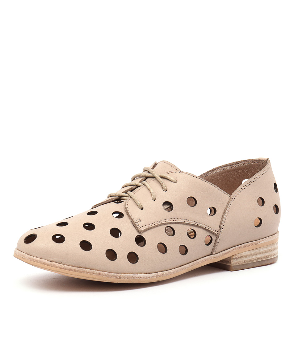 Mollini Quartet Latte Shoes