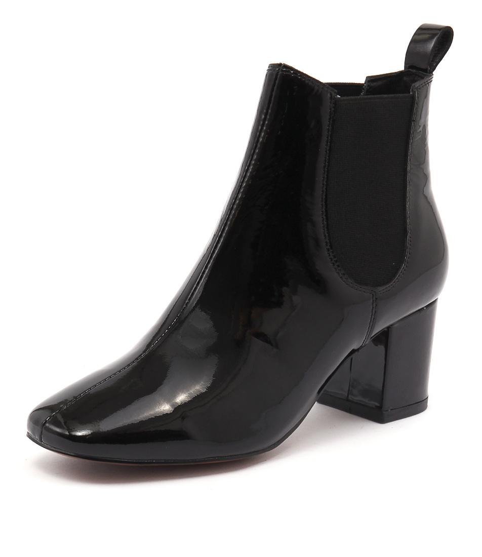 Mollini Char Black Boots