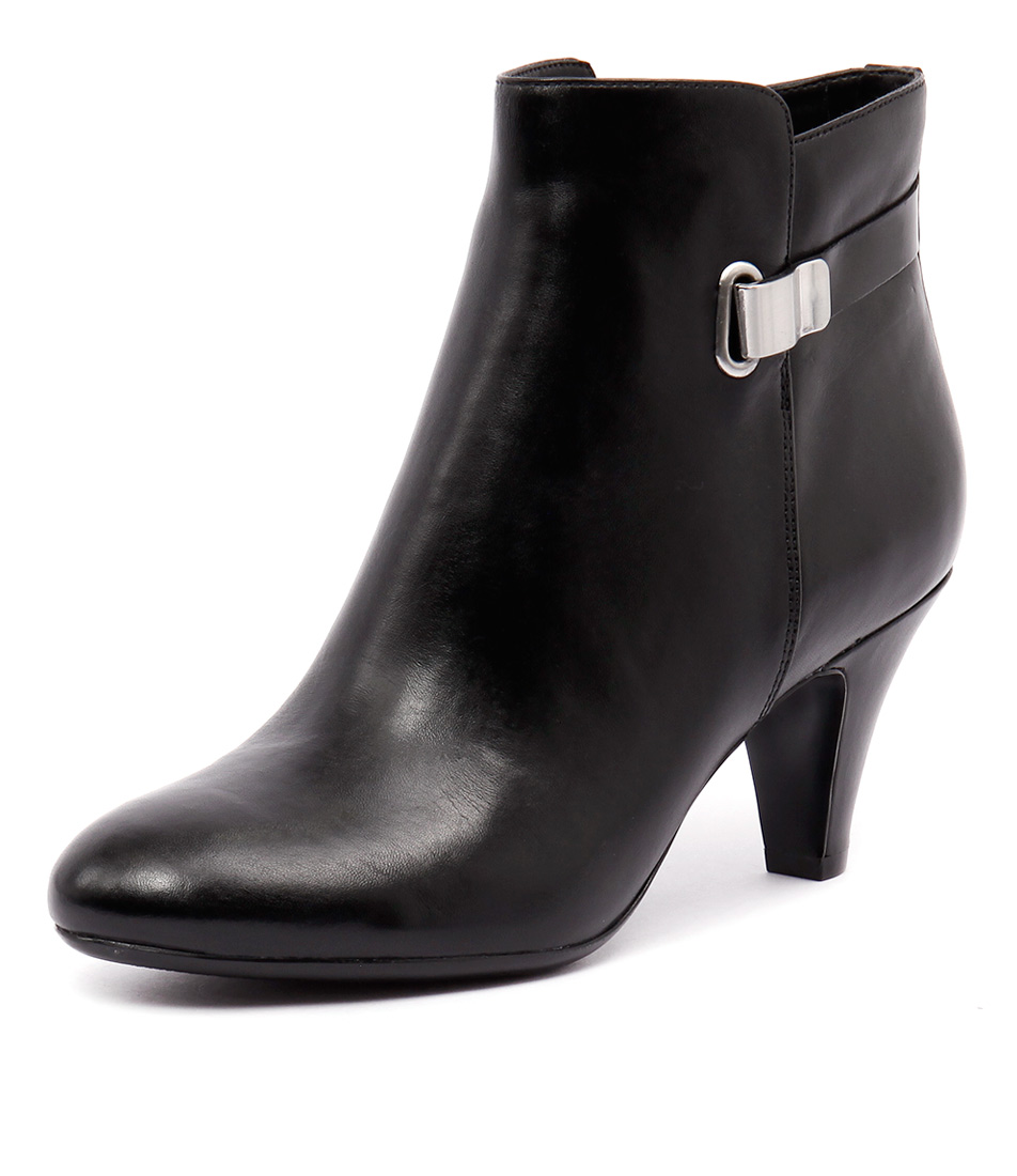 Naturalizer Blake Black Boots