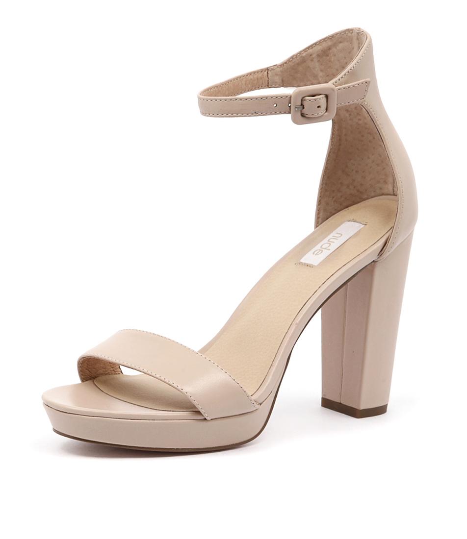 Nude Flamenco Nude Sandals