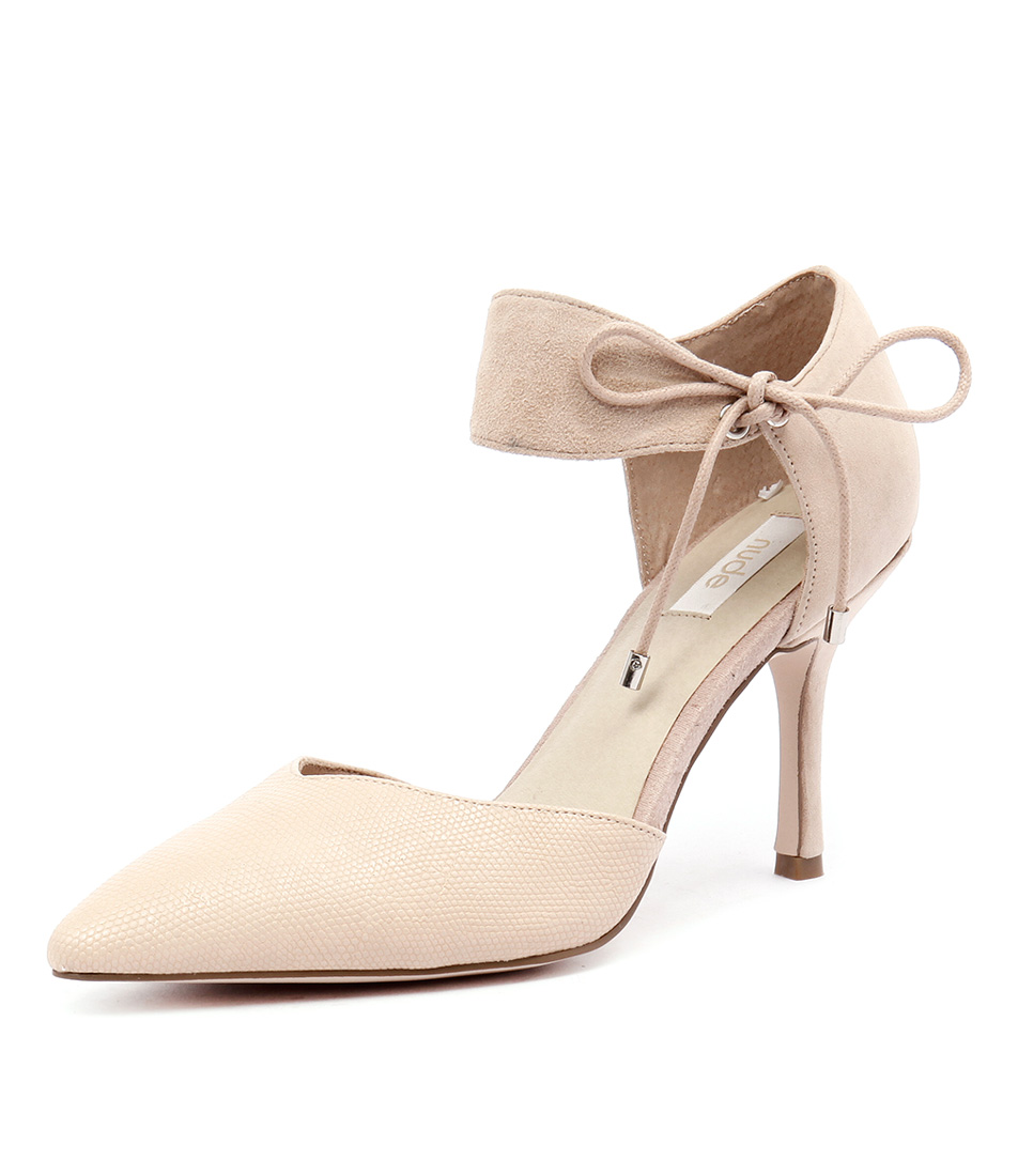 Nude Elegance Nude Shoes