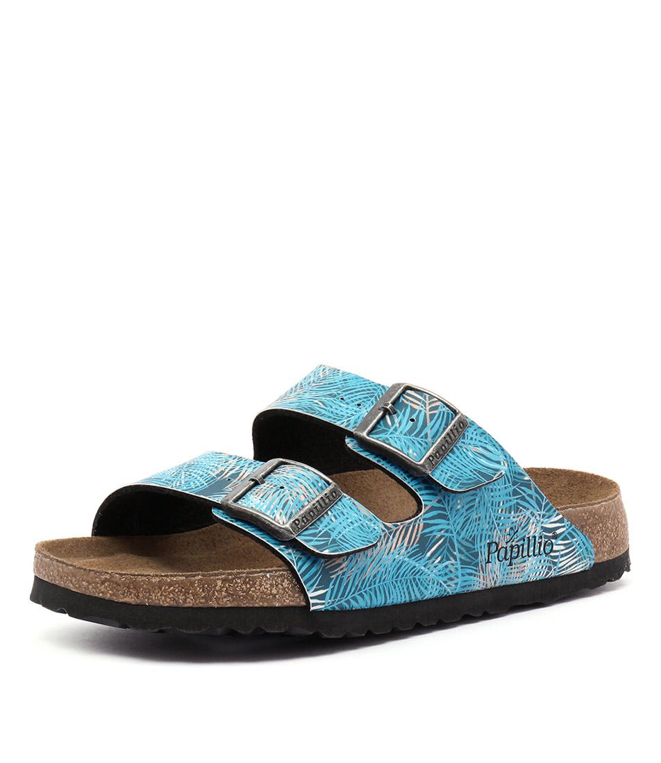 Papillio by Birkenstock Arizona Tropical Blue Sandals