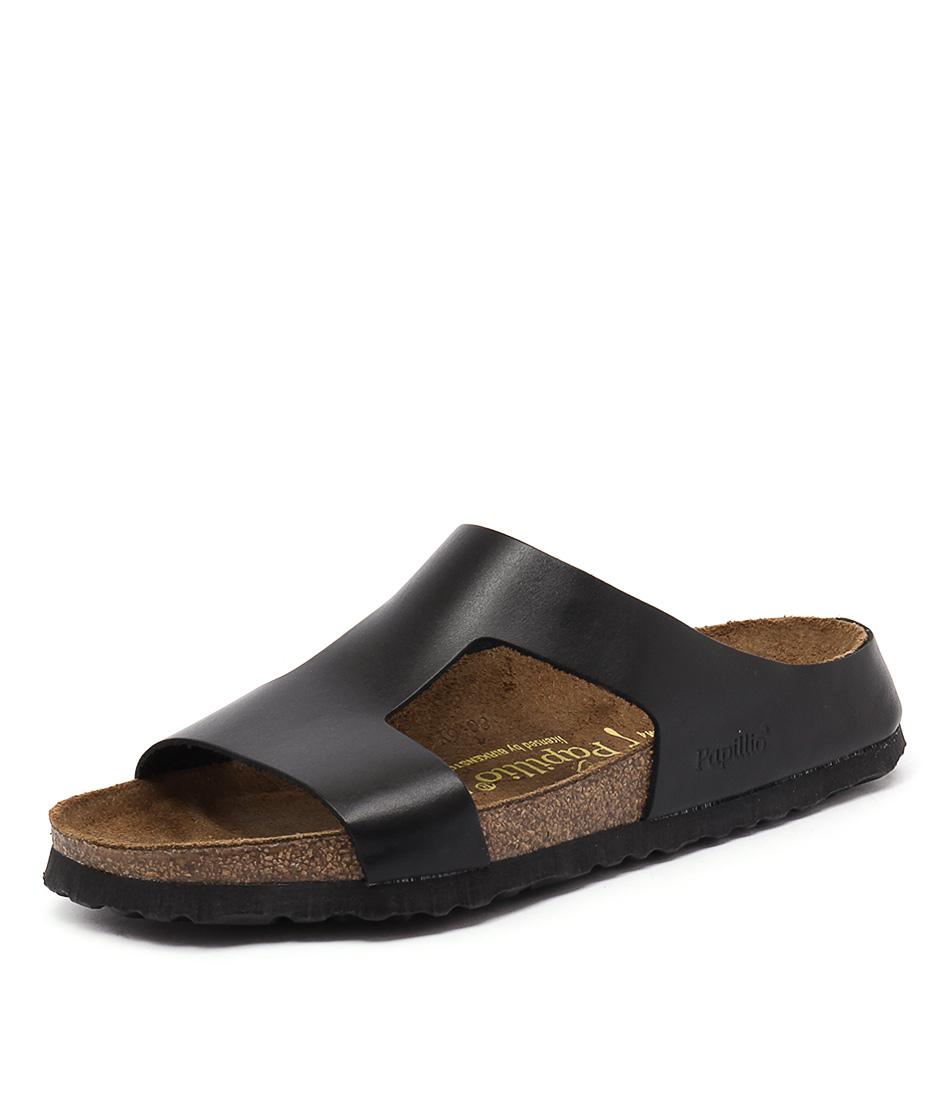 Papillio by Birkenstock Charlize Metallic Black Sandals online