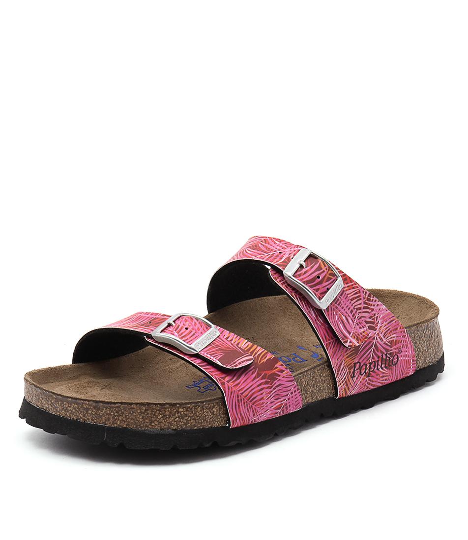 Papillio by Birkenstock Sydney Tropical Pink Birko-Flor Sandals online