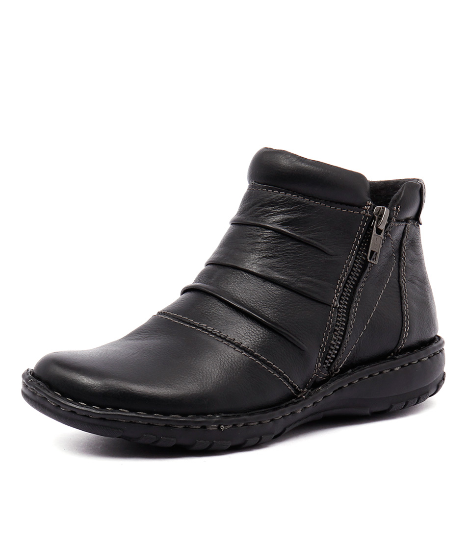 Planet Lootah 2 Black Boots
