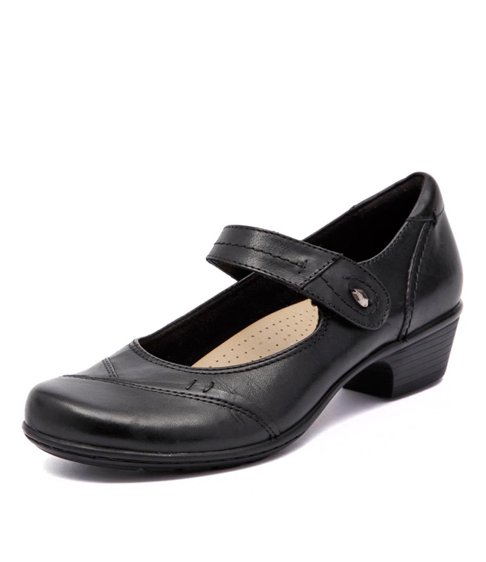 Planet Helen Black Shoes