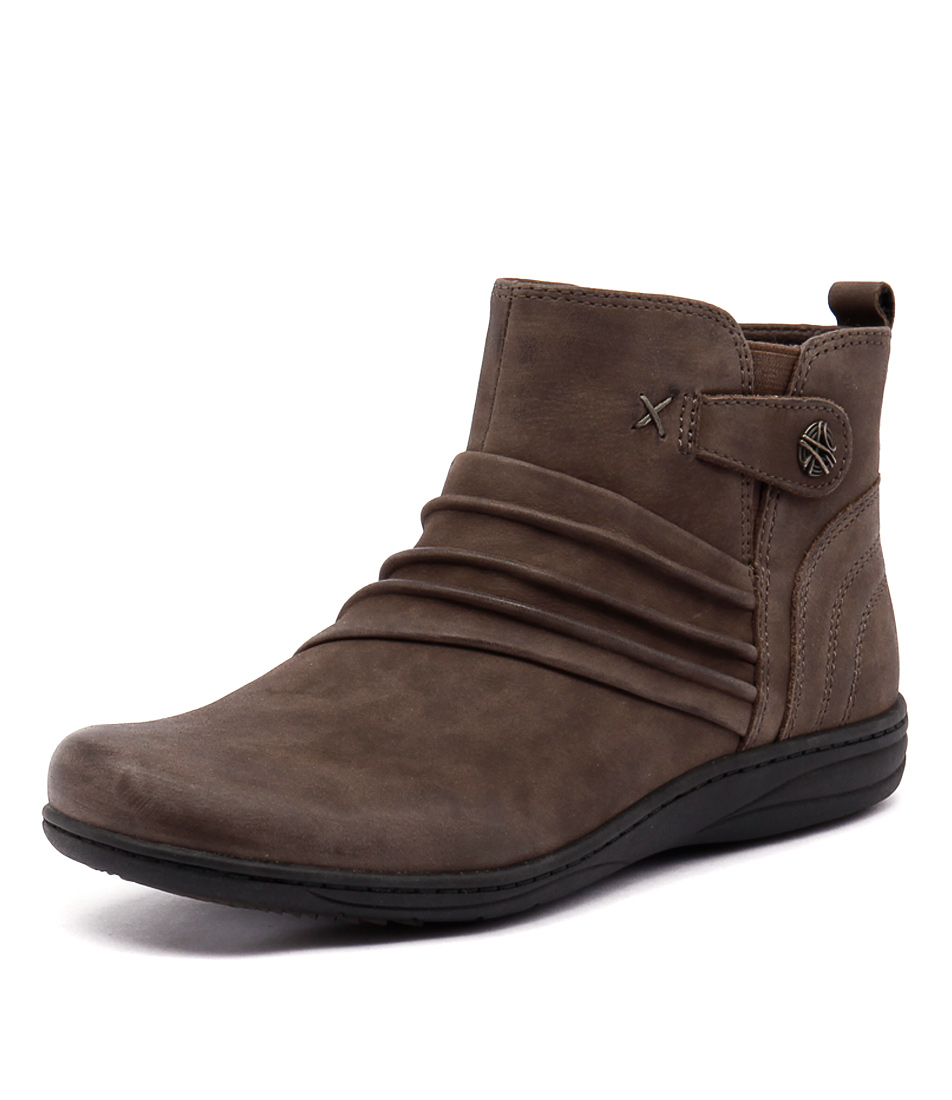 Planet Huron Stone Boots