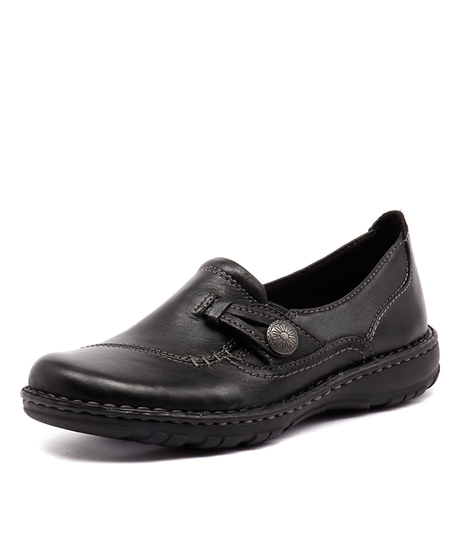 Planet Lacey Black Shoes