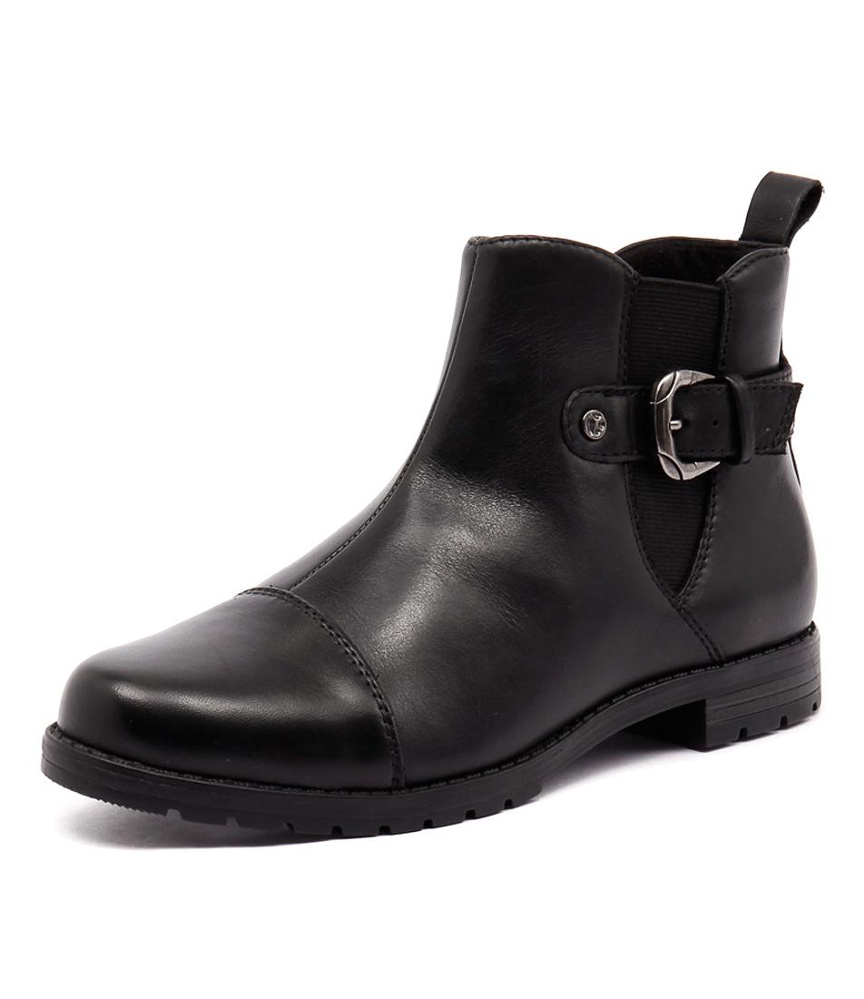 Planet Danni Black Boots