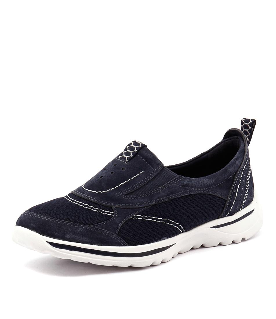 Planet Kensi Navy Sneakers