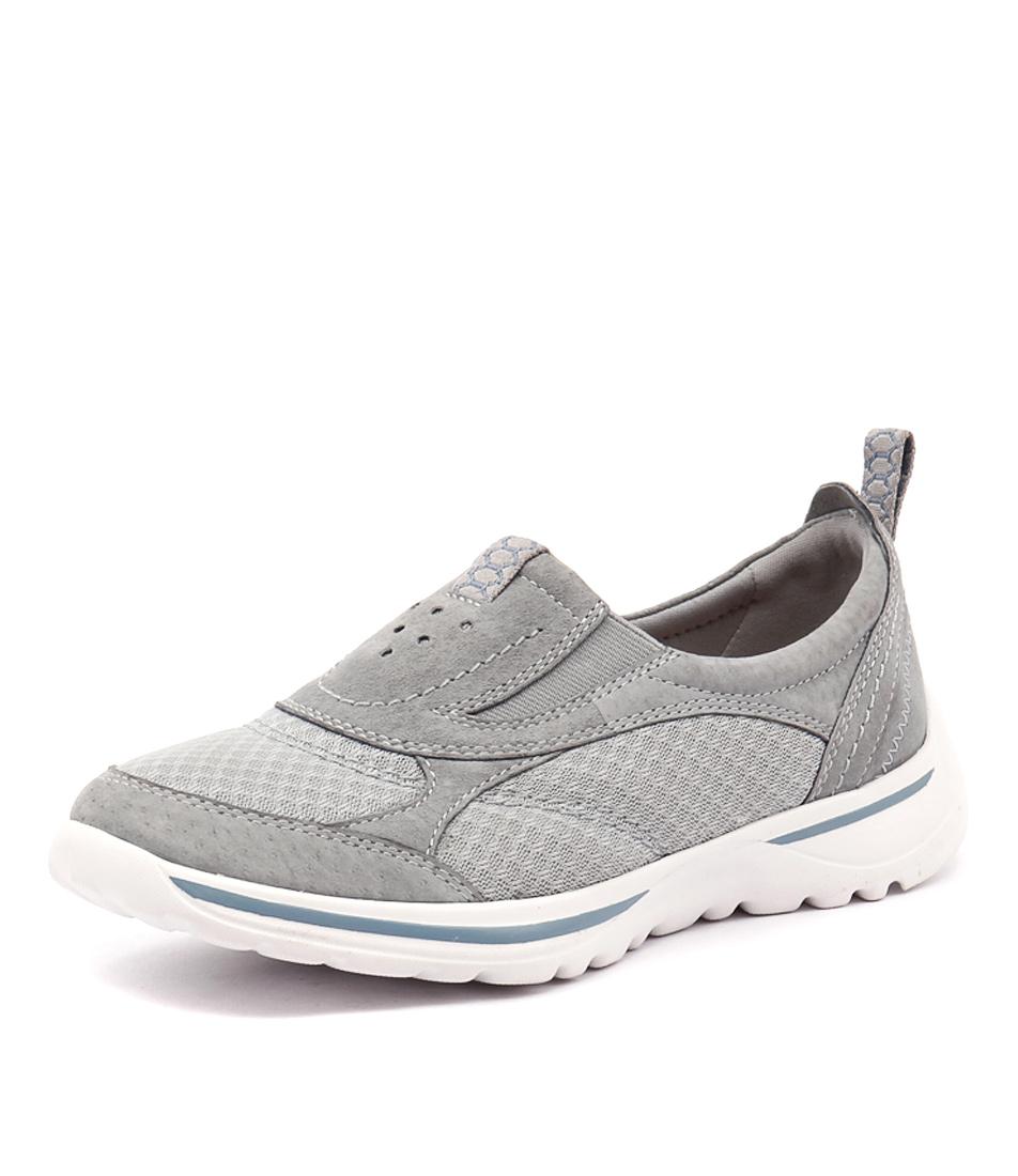 Planet Kensi Grey Sneakers