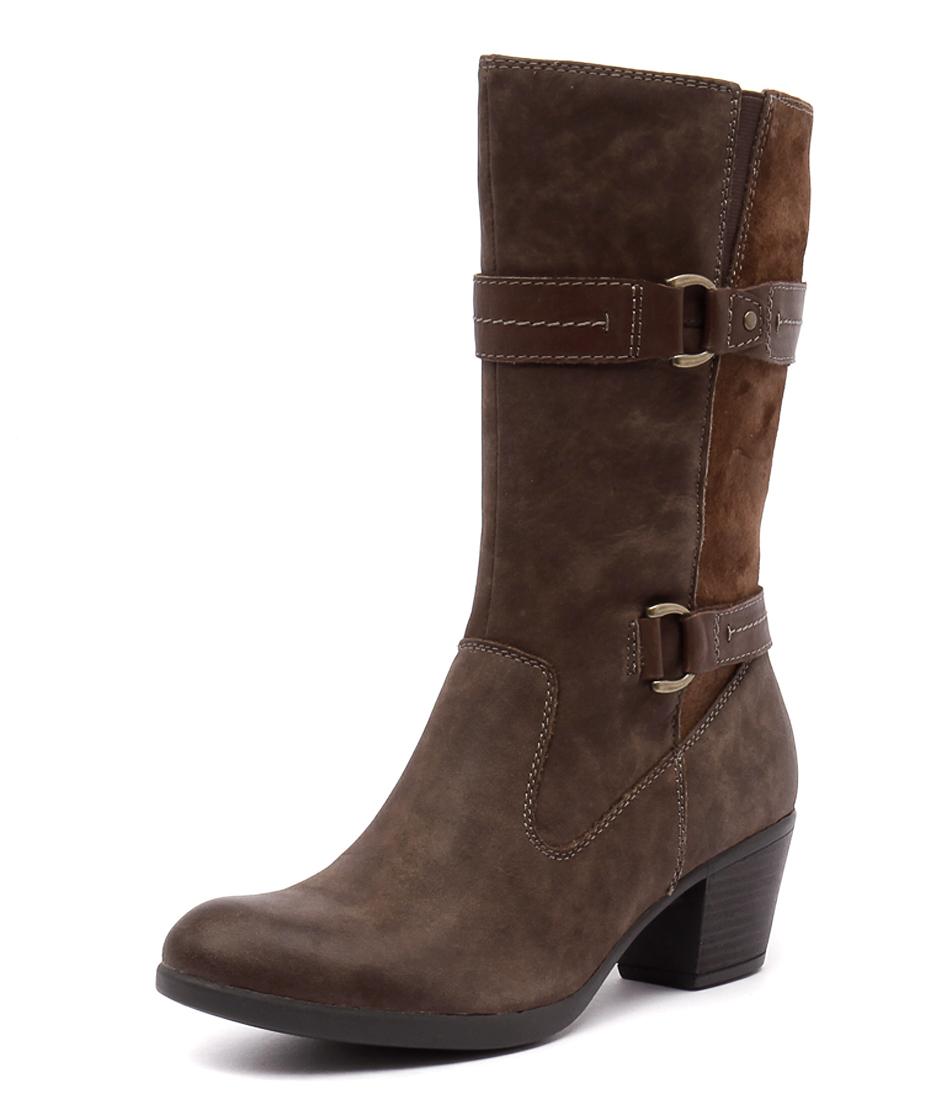 Planet Feron Stone Boots