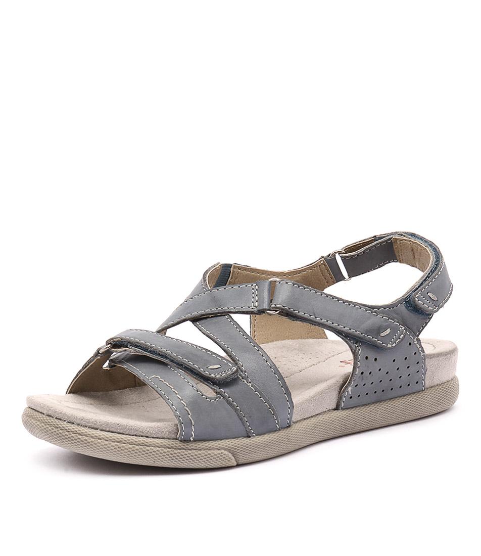 Planet Fe Blue Sandals online