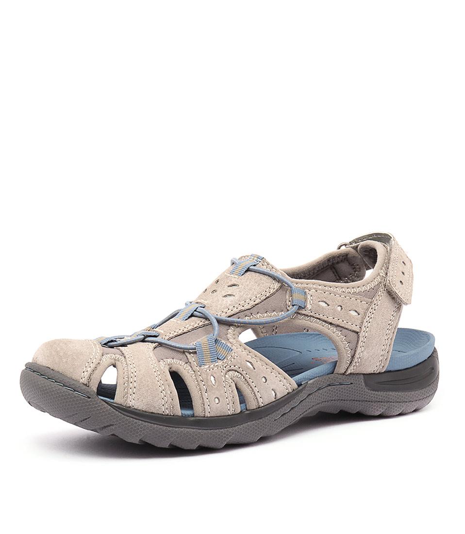 Planet Luna Taupe Shoes