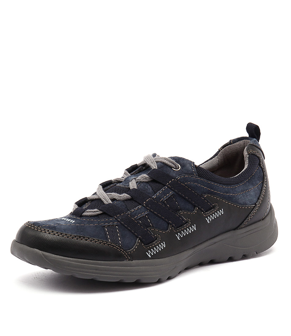 Planet Kazz Navy Sneakers