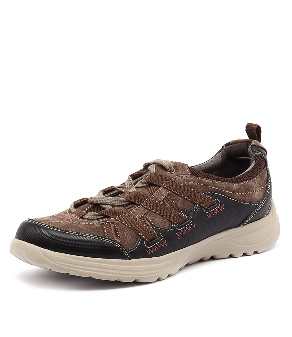 Planet Kazz Brown Sneakers online