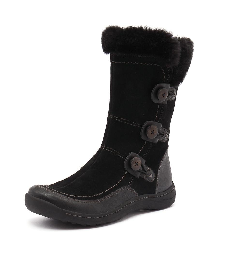 Planet Torn Black Boots online