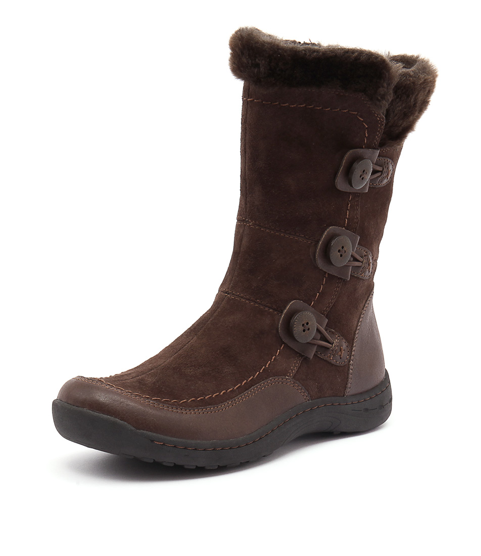 Planet Torn Bark Boots