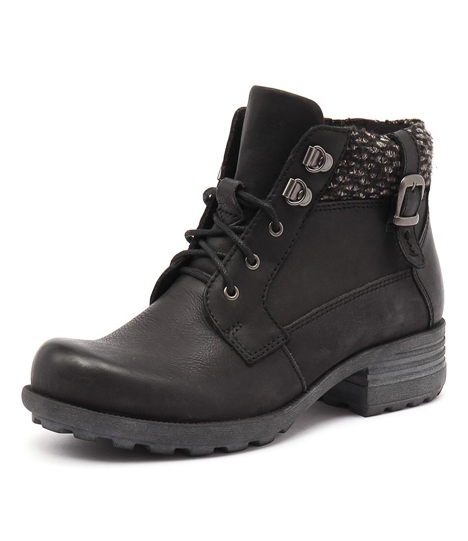 Planet Pure Black Boots