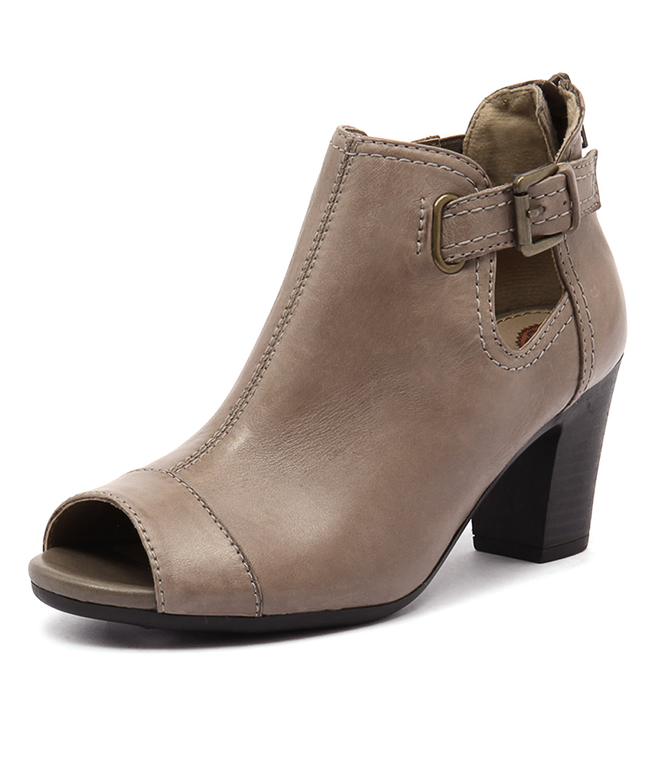 Planet Alice Taupe Boots