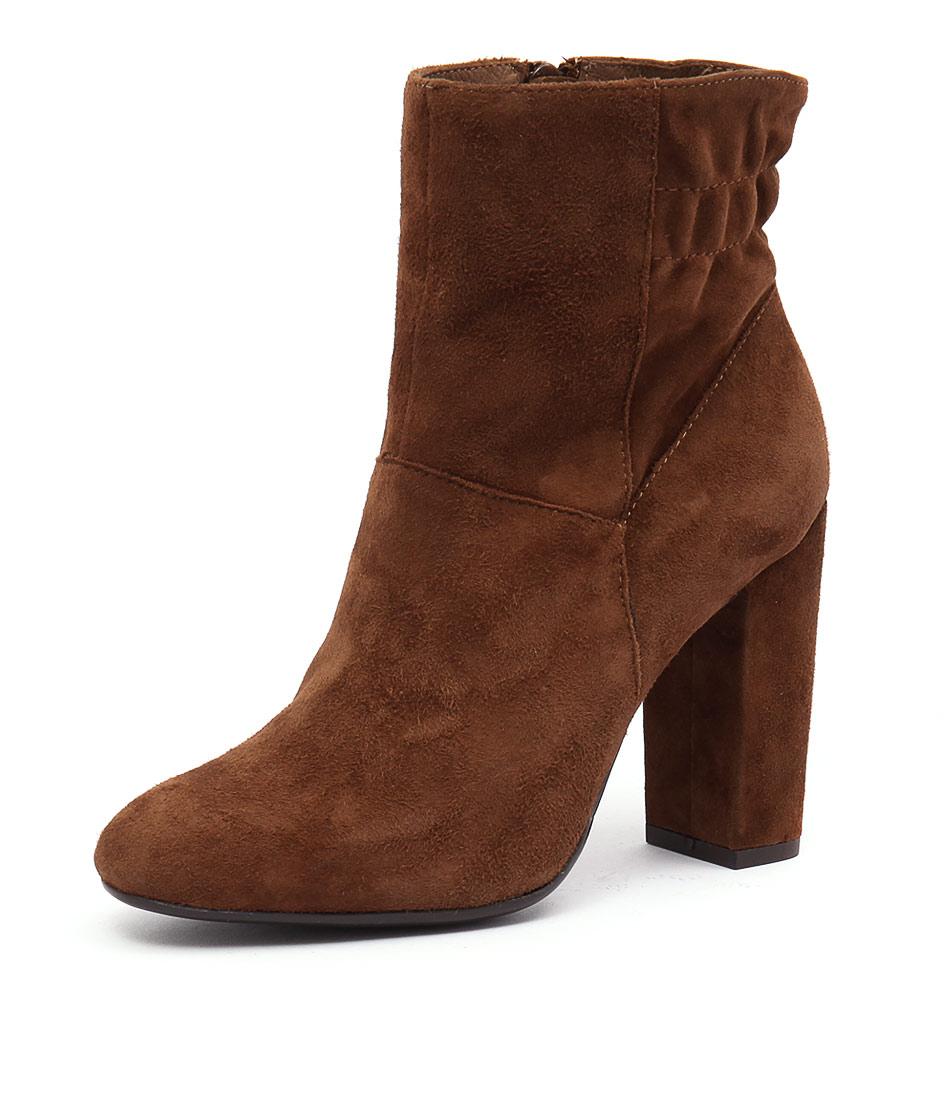 RMK Beccy Cognac Boots