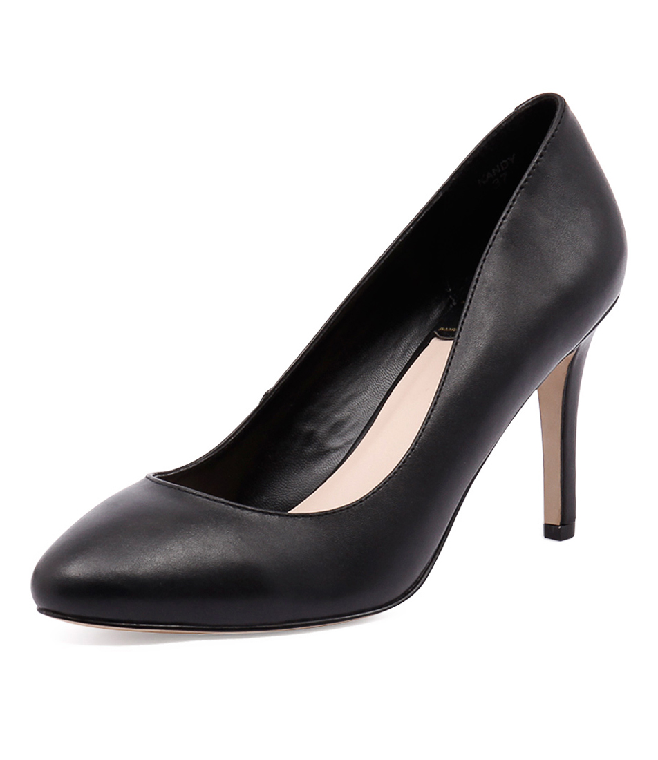 RMK Kandy Black Dress Pumps