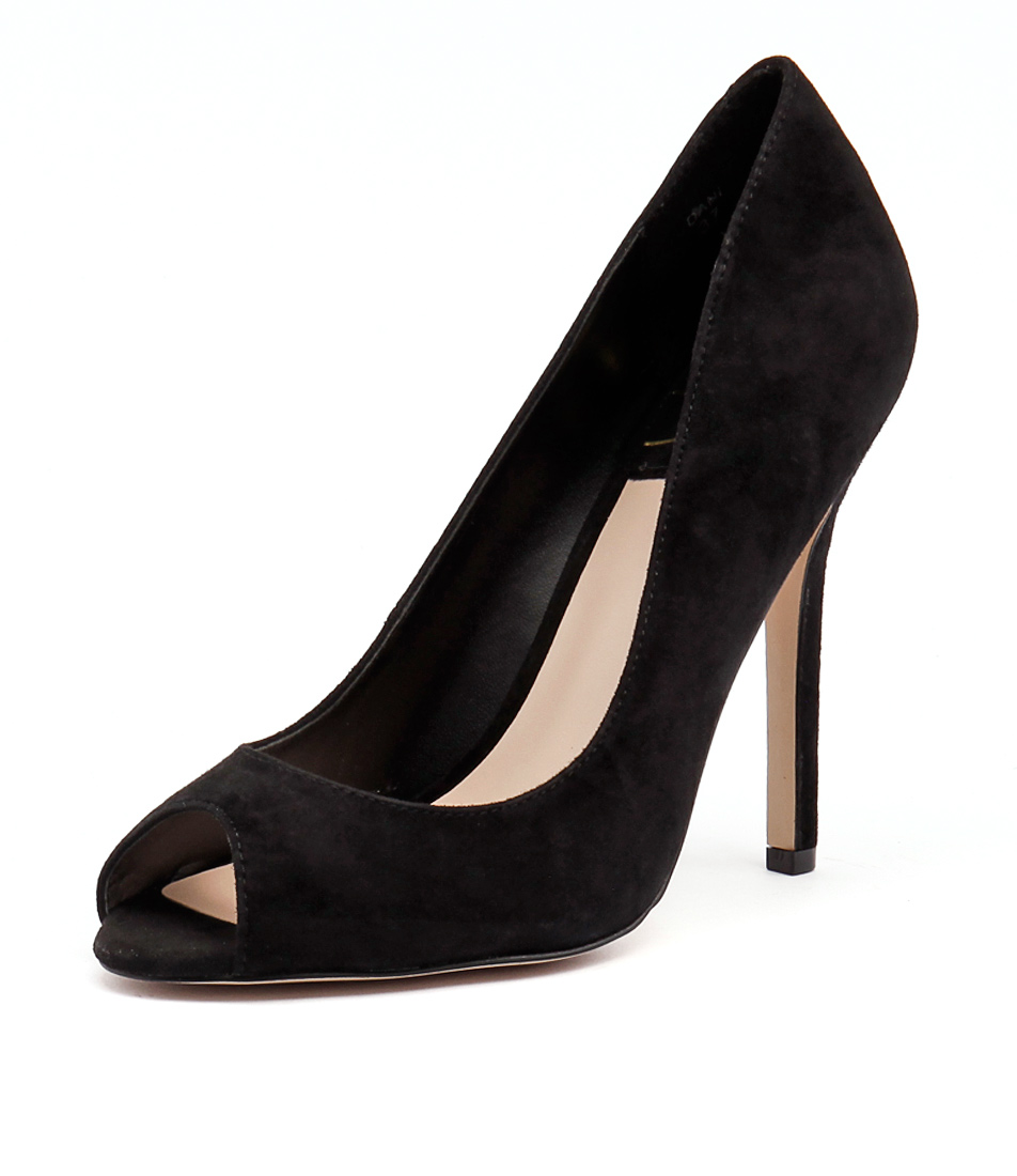 RMK Dani Black Dress Pumps