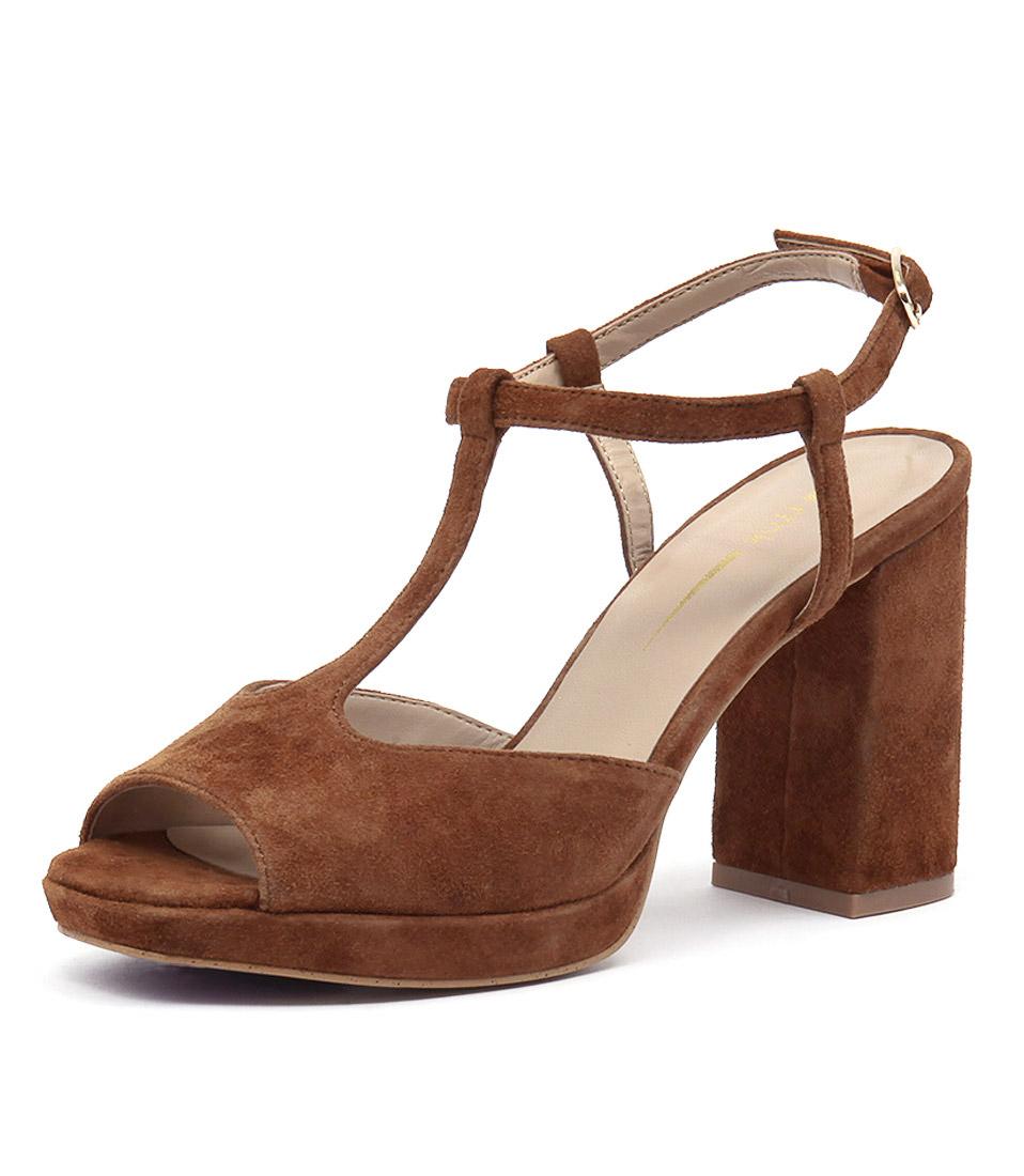 RMK Beth Cognac Sandals