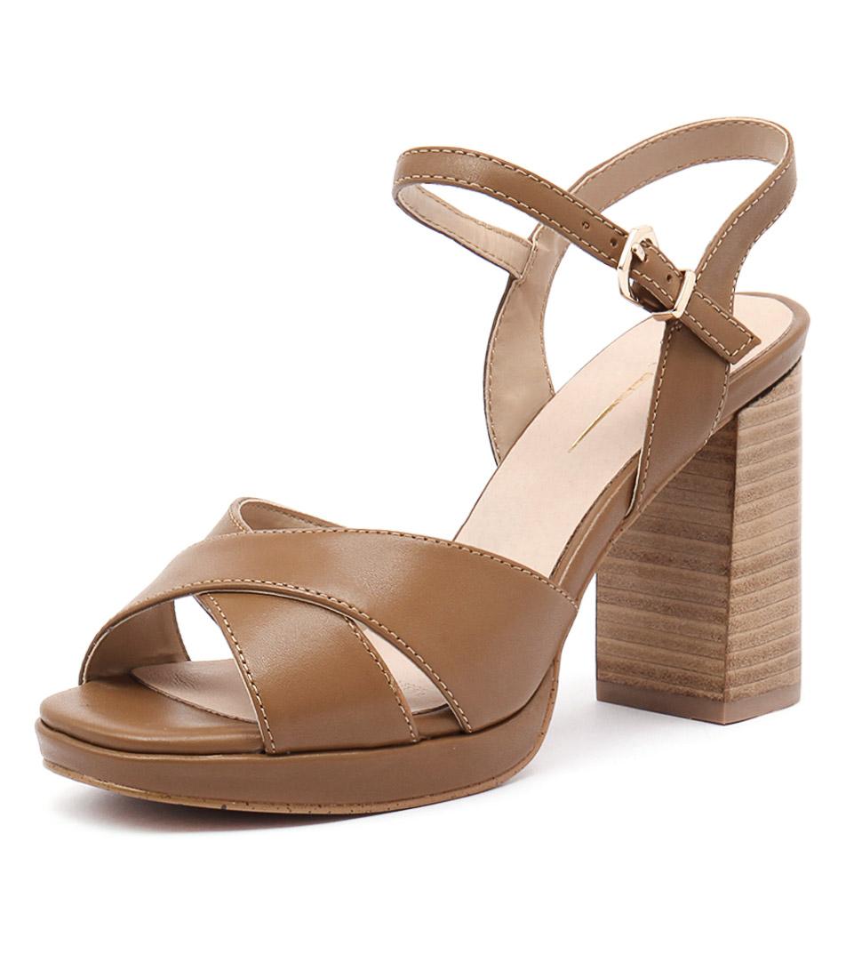 RMK Brenda Cognac Sandals