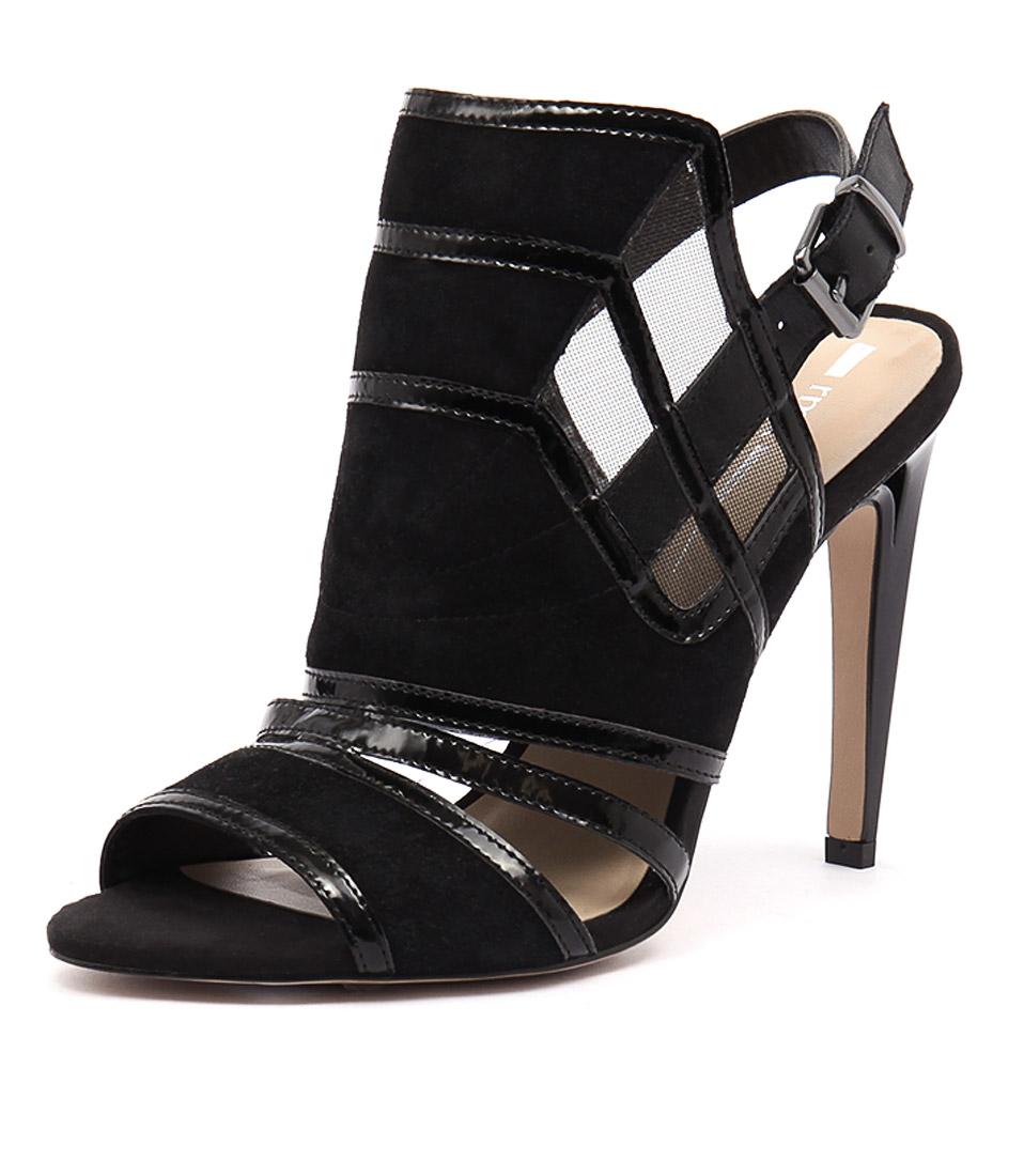 RMK Henley Black Sandals
